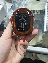 Ручка кпп дерево оригінал Mercedes-Benz w123 w124 w202 w140 w126 мерседес з передачами