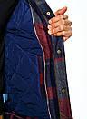 Куртка мужская TOMMY HILFIGER цвет черно-красный размер XXL арт DM0DM01144-910, фото 3