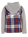 Толстовка детская TOMMY HILFIGER цвет синий-красный-черный-белый размер 8  арт KB0KB04375 2 8, фото 2