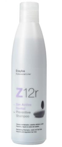 Шампунь против выпадения волос Erayba Zen Active Revital Z12r Preventive Shampoo 250 мл