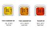 Инфракрасный бесконтактный термометр Shun Da, фото 6