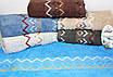 Банные турецкие полотенца ZIKZAK, фото 2