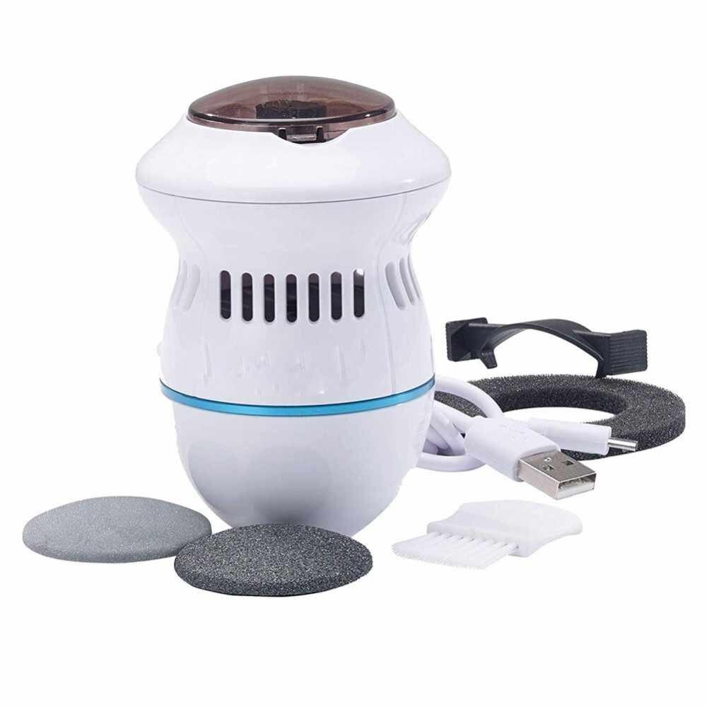 Отшелушиватель для педикюра с вакуумным пылесосом Pedi Vac