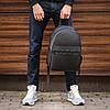 Кожаный городской рюкзак Giorgio Armani, фото 4