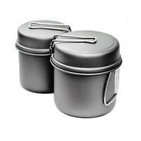 Набір туристичного посуду для 1-2 чоловік Kovea VKK-ES01 Escape
