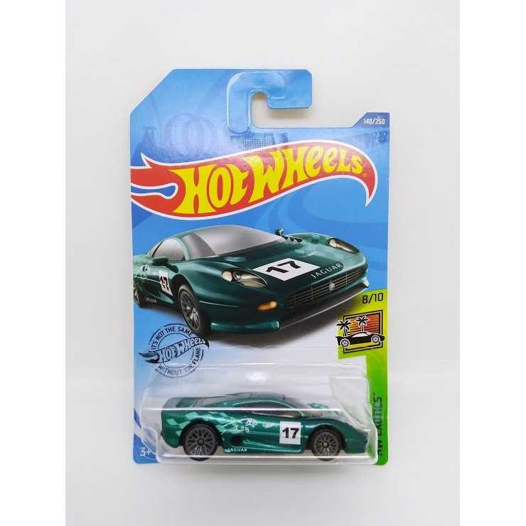 Машинка Hot Wheels JAGUAR XJ220