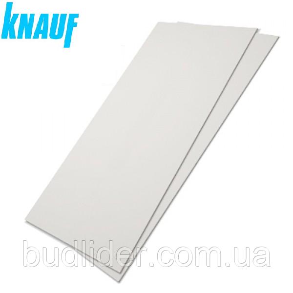 Гипсокартон Knauf 12,5*1200*3000мм обычный (стеновой)