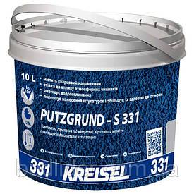 Грунт-краска Kreisel 331 с кварцевым наполнителем 10л