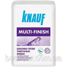 Шпаклевка KNAUF MULTI-FINISH 25кг