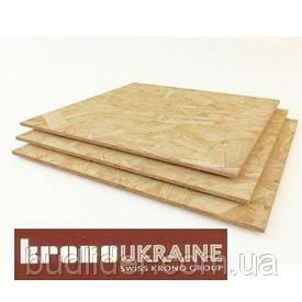 ПЛИТА OSB-3 15мм*2500*1250 Украина