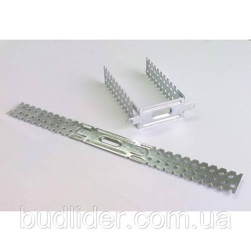 П-образный кронштейн 60х350 СУПЕР (0,65 мм)