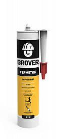 Герметик GROVER A100 акриловый белый 300мл