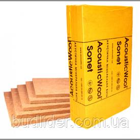 Минеральная Вата Акустическая Acoustic Wool Sonet (50*600*1000мм) уп.6м2