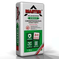Самовыравнивающая смесь MASTER NIVELER для полов 25кг