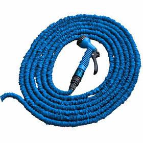 Растягивающийся шланг TRICK HOSE BRADAS 5-15 м, синий, цена за бухту