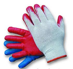 """Перчатки хлопковые с нитриловым покрытием """"Bradas"""" WAMPIRKI (розмір 10) Арт.RWW10"""