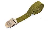 Ремень тактический Украина Tactical Belt цвета в ассортименте