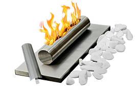 Біокамін Stainless Окремостоячий Нержавіюча сталь