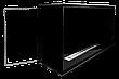 Биокамин Со стеклом Bio-Eko 800 Встраиваемый Черный структурный, фото 3