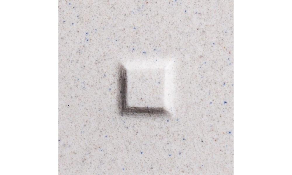 Гранитная квадратная мойка LUENTE RAVENNA с крыломБелый (01)