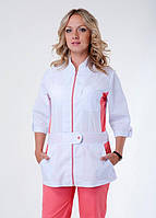 "Медицинский костюм женский ""Health Life"" х/б 2246"
