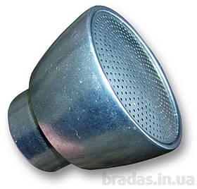 Насадка для ручного оросителя алюминиева (отверстие 0,7мм.) Арт.СH-KT201AL6