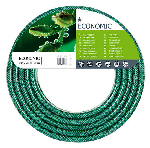 Набор поливочный Cellfast ECONOMIC   1/2     (бухта 20м.+комплект соединений), цена за бухту