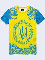 Мужская  Футболка Украинская символика