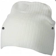 Классическая шапочка ребристая вязка 7923-5