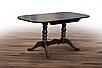 Обеденный деревянный комплект  -Шервуд. Стол раздвижной и 4 стула, фото 4