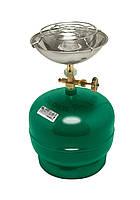 Газовый комплект, газовая горелка с баллоном Rudyy Golden Lion 5л 1.1Кв горелка/обогреватель