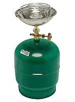 Газовый комплект, газовая горелка с баллоном Rudyy Golden Lion 8л 1.1Кв горелка/обогреватель