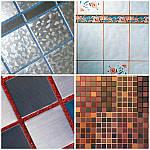 Виды клея для плитки и виды затирочных материалов для швов, рекомендации по их применению