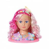 Кукла манекен для причесок и макияжа Baby Born Сестричка-Фея Zapf 829721