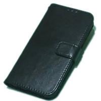 Чехол книжка для телефона Huawei Y7 черный, фото 1