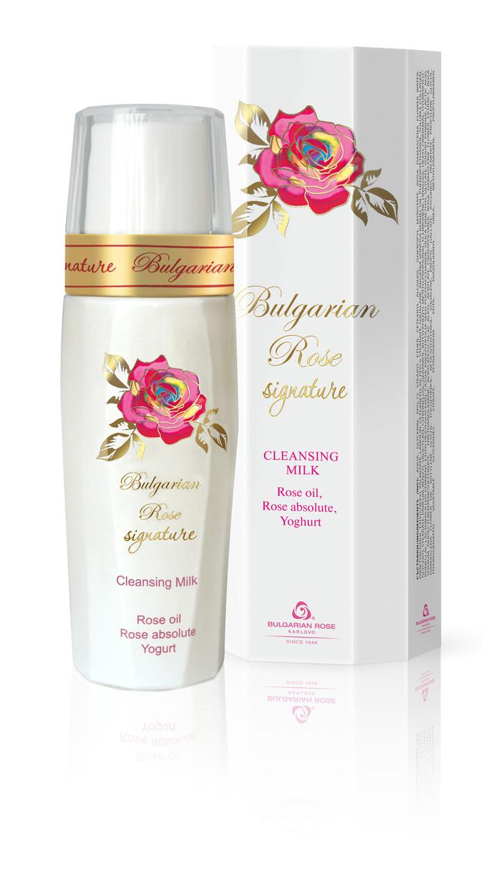 Очищающие молочко Bulgarian Rose Signature от Bulgarian Rose 90 мл