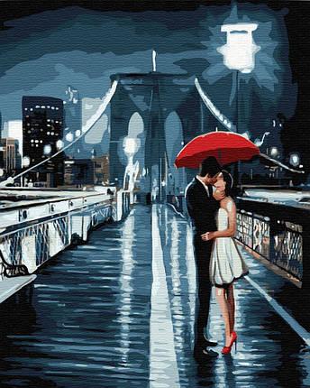Картина по номерам - Романтическое свидание Brushme 40*50 см. (GX32244), фото 2