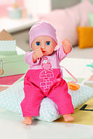 Мягконабивная кукла пупс Zapf Baby Annabell для малышей Забавная кроха 30 см 703304