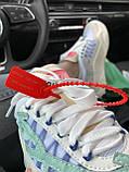 Женские кроссовки Off-White Odsy-1000, женские кроссовки Офф-Вайт (Премиум реплика), фото 9