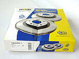 Тормозной диск задний с подшипником на Renault Trafic / Opel Vivaro (2001-2014) ICER (Испания) 78BD6846-1, фото 10
