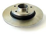 Тормозной диск задний с подшипником на Renault Trafic / Opel Vivaro (2001-2014) ICER (Испания) 78BD6846-1, фото 6