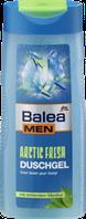Мужской гель для душа  Арктическая свежесть  Balea Men Arctic Fresh mit Menthol  300 мл