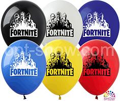 Воздушные шары Fortnite TM Show (100 штук)