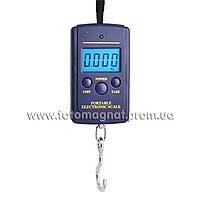 Кантер электронный  40кг 607(электронные весы)