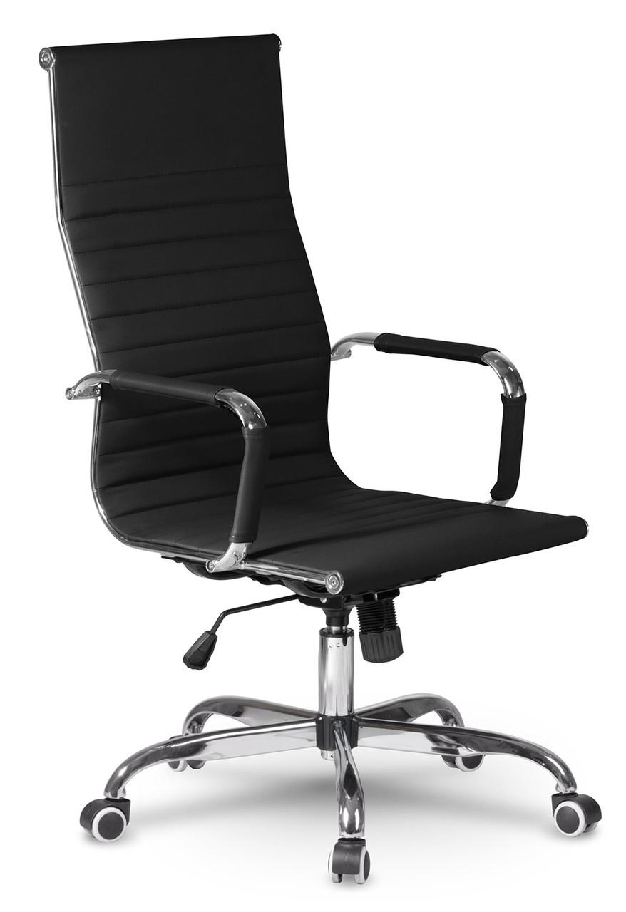 Кресло офисное современного дизайна Sofotel Tokio черный