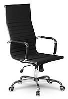Кресло офисное современного дизайна Sofotel Tokio черный, фото 1
