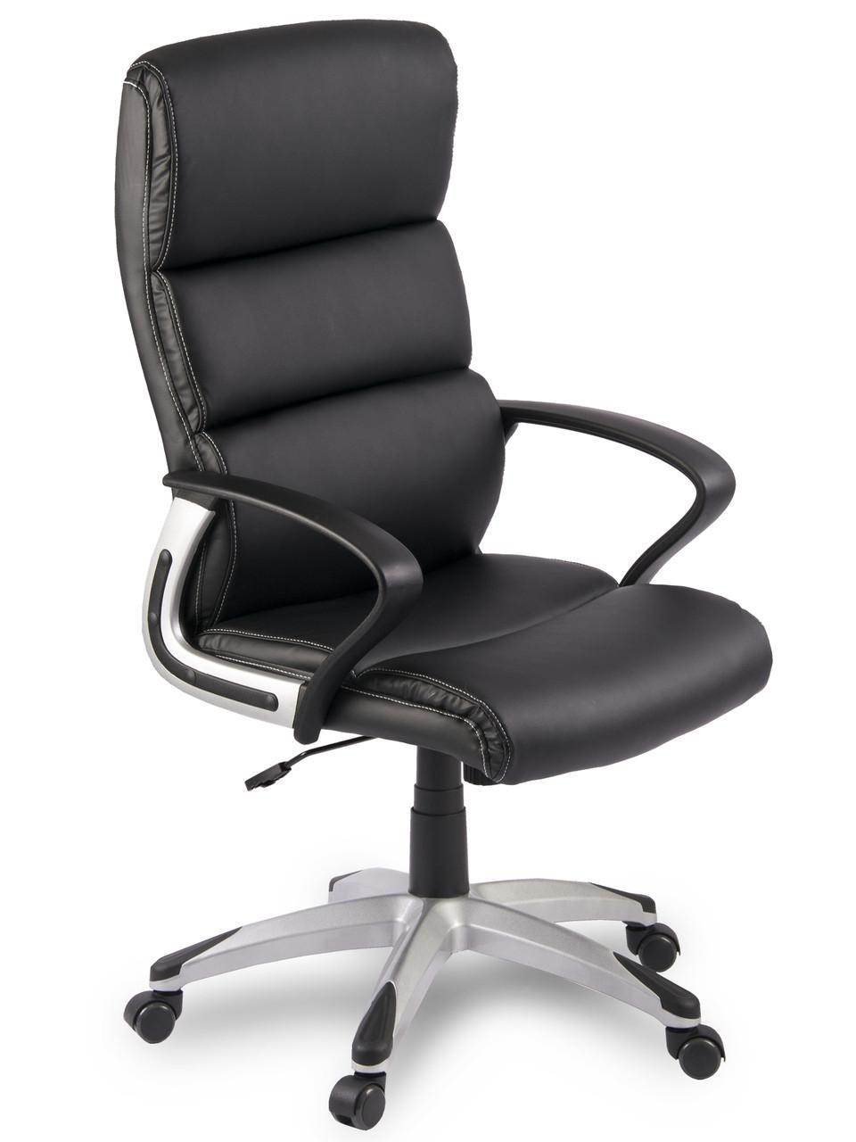 Кресло стул офисный поворотный Sofotel EG-228 черный