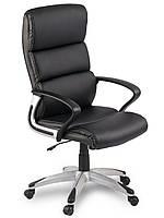 Кресло стул офисный поворотный Sofotel EG-228 черный, фото 1