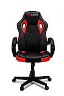 Геймерское компьютерное кресло PAGANI красный, фото 1