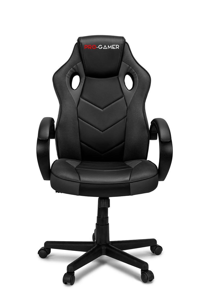 Геймерское компьютерное кресло PAGANI серый